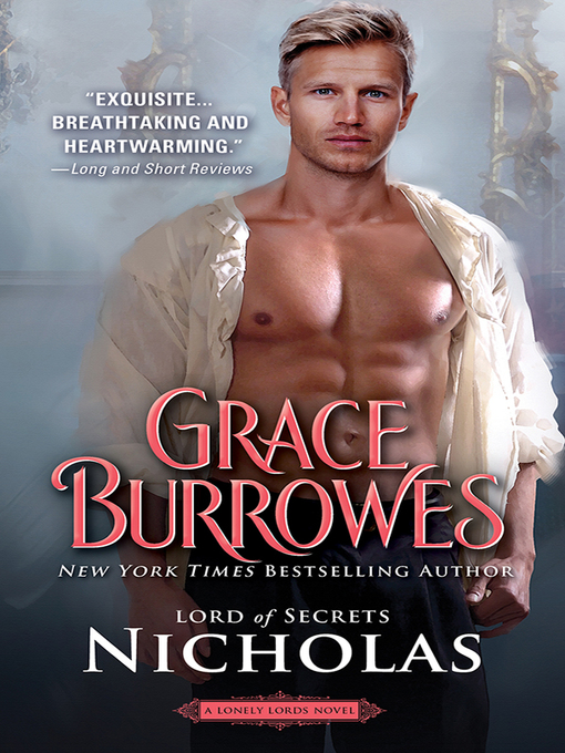Title details for Nicholas by Grace Burrowes - Wait list