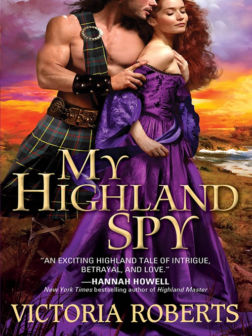 Cover image for My Highland Spy