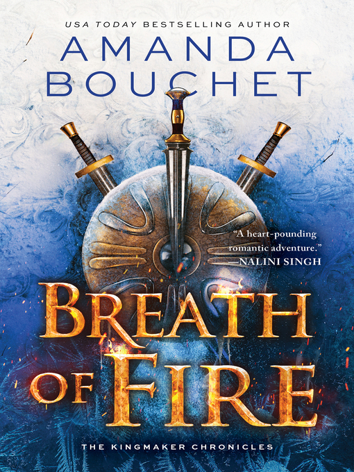 Title details for Breath of Fire by Amanda Bouchet - Available