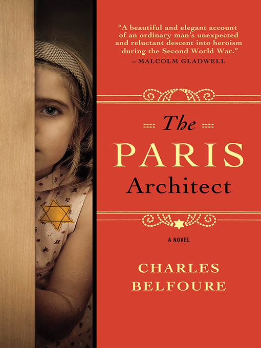Title details for The Paris Architect by Charles Belfoure - Wait list