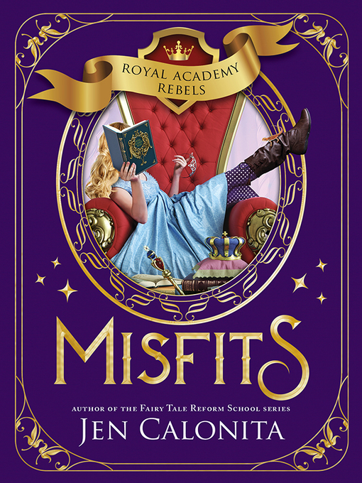 Title details for Misfits by Jen Calonita - Available