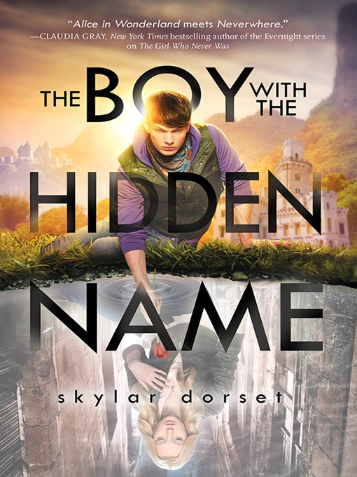 Cover of The Boy with the Hidden Name