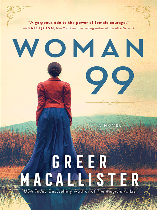 Title details for Woman 99 by Greer Macallister - Available