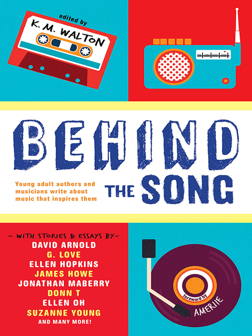 Cover of Behind the Song