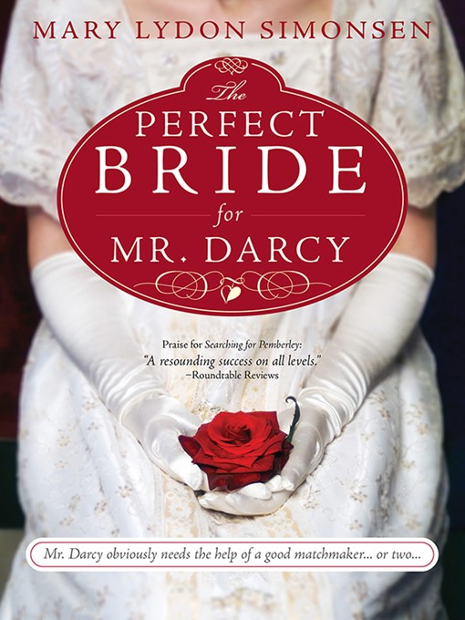 Title details for The Perfect Bride for Mr. Darcy by Mary Simonsen - Available