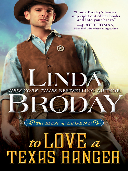 Title details for To Love a Texas Ranger by Linda Broday - Wait list