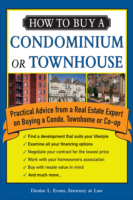 Title details for How to Buy a Condominium or Townhouse by Denise L. Evans - Available