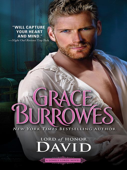 Title details for David by Grace Burrowes - Available