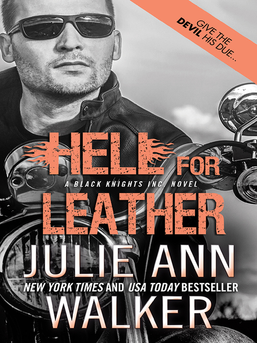 Title details for Hell for Leather by Julie Ann Walker - Wait list