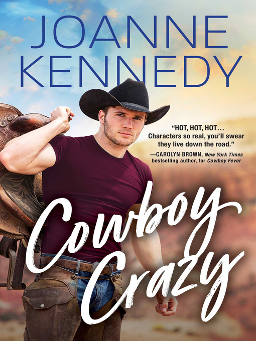 Title details for Cowboy Crazy by Joanne Kennedy - Available