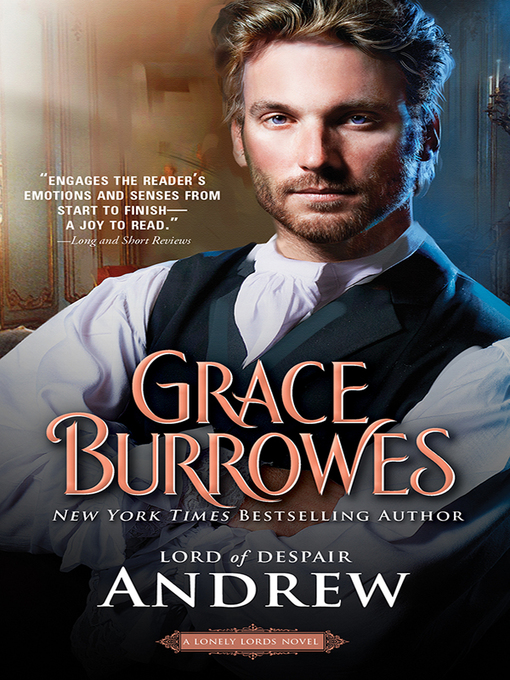Title details for Andrew by Grace Burrowes - Wait list