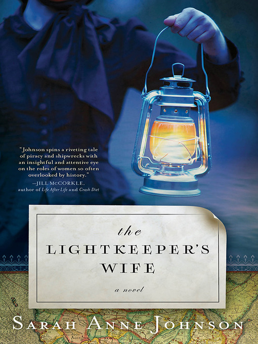 Cover image for The Lightkeeper's Wife