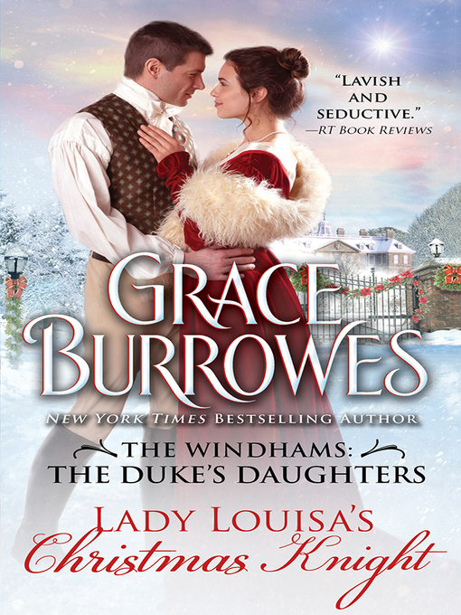 Title details for Lady Louisa's Christmas Knight by Grace Burrowes - Wait list