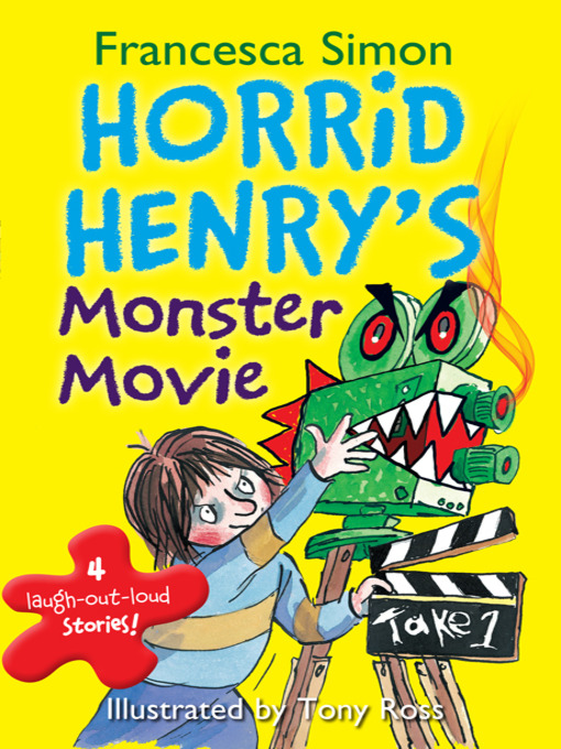 Title details for Horrid Henry's Monster Movie by Francesca Simon - Available