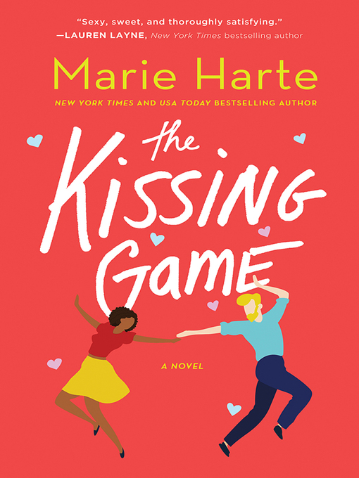 Title details for The Kissing Game by Marie Harte - Wait list