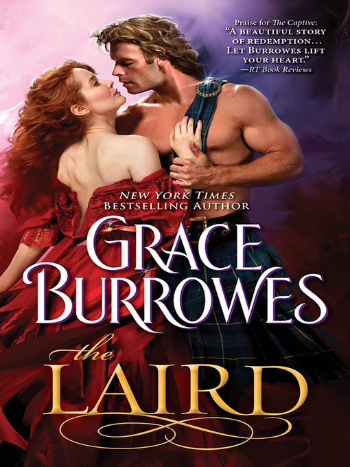 Title details for The Laird by Grace Burrowes - Wait list