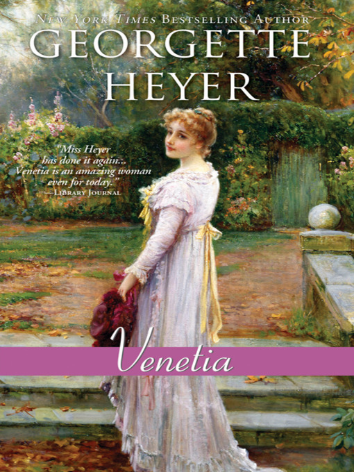 Title details for Venetia by Georgette Heyer - Available