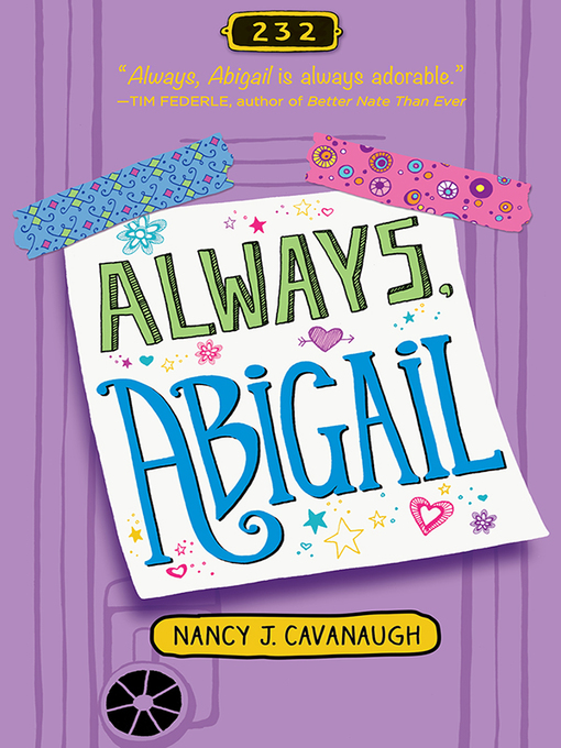 Title details for Always, Abigail by Nancy J. Cavanaugh - Available