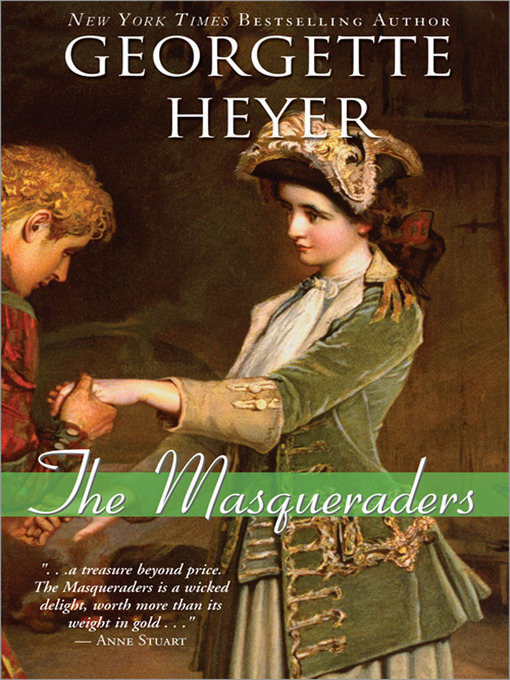 Title details for The Masqueraders by Georgette Heyer - Available
