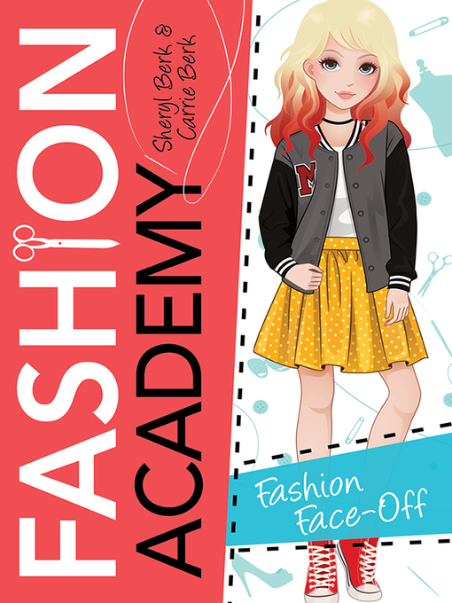 Cover image for Fashion Face-Off