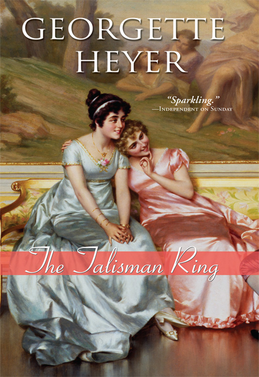 Title details for The Talisman Ring by Georgette Heyer - Available