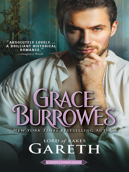 Title details for Gareth by Grace Burrowes - Available