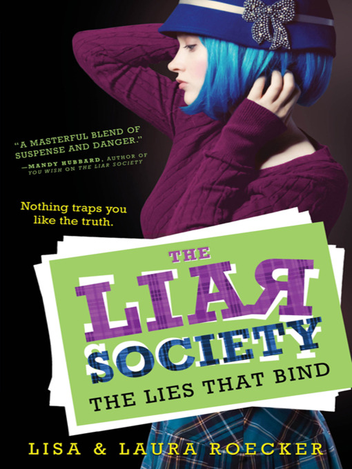 Title details for The Lies That Bind by Lisa Roecker - Available