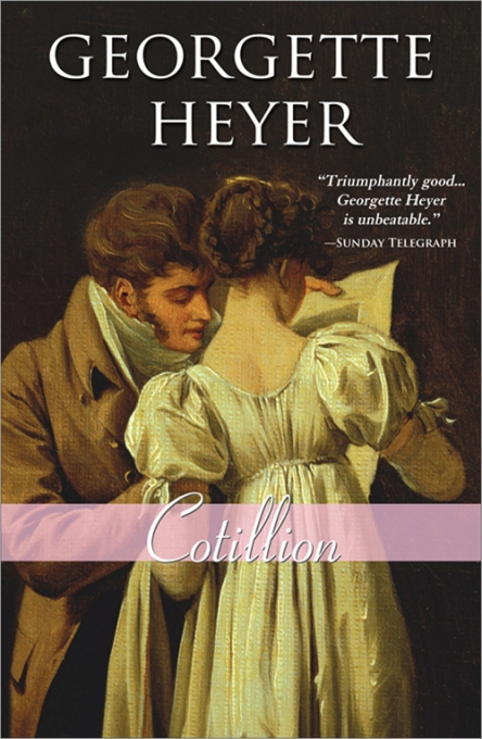 Title details for Cotillion by Georgette Heyer - Available