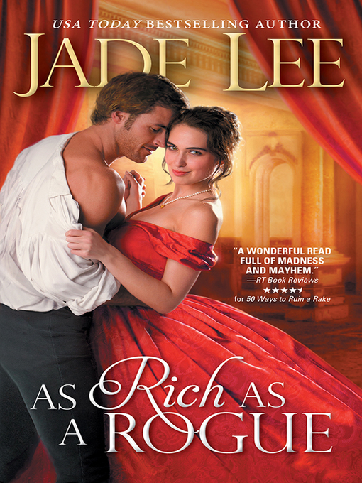 Title details for As Rich as a Rogue by Jade Lee - Wait list