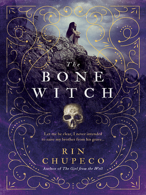 Cover of The Bone Witch