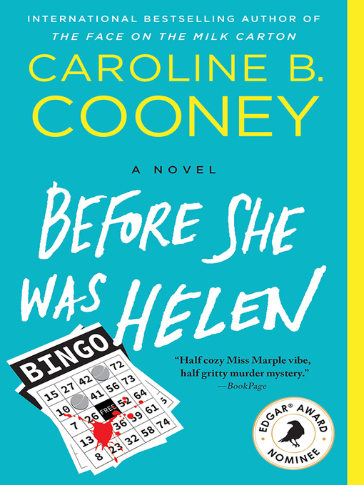 Title details for Before She Was Helen by Caroline B. Cooney - Wait list