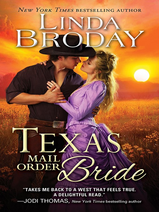 Title details for Texas Mail Order Bride by Linda Broday - Available