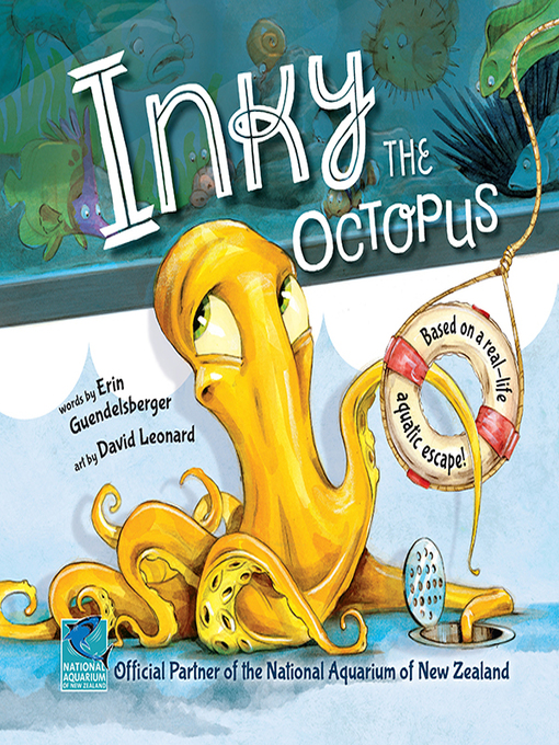 Title details for Inky the Octopus by Erin Guendelsberger - Available