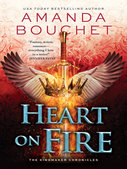 Title details for Heart on Fire by Amanda Bouchet - Available