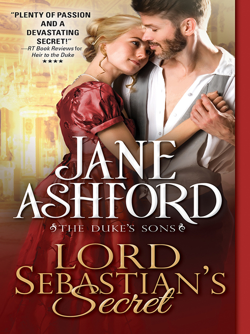 Cover of Lord Sebastian's Secret