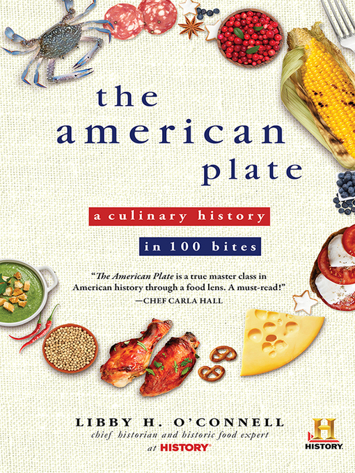 title details for the american plate by libby o connell available