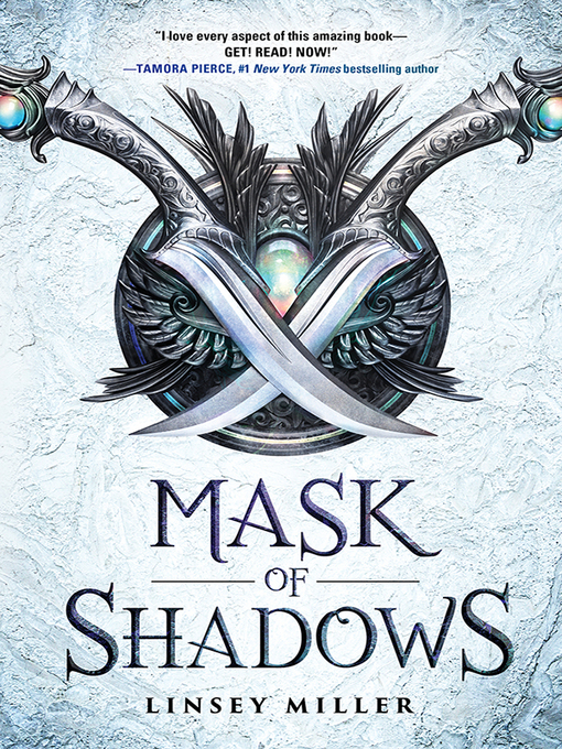 Cover of Mask of Shadows Series, Book 1