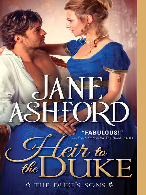 Title details for Heir to the Duke by Jane Ashford - Wait list