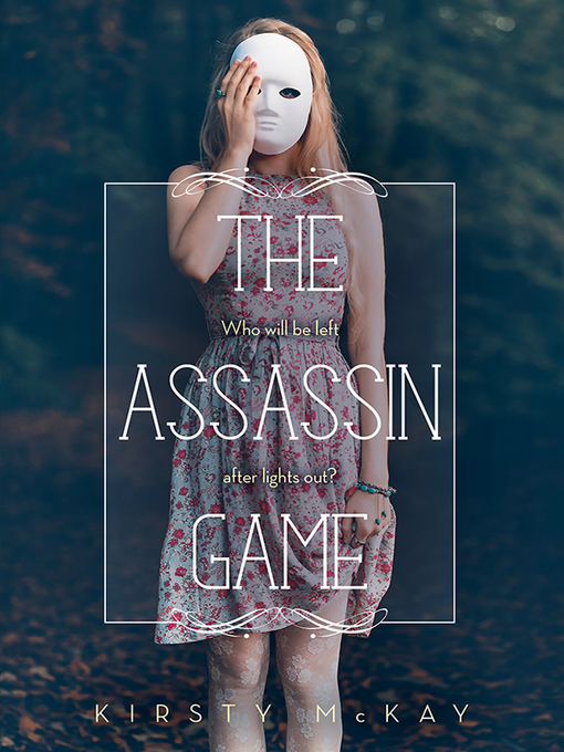 Cover of The Assassin Game