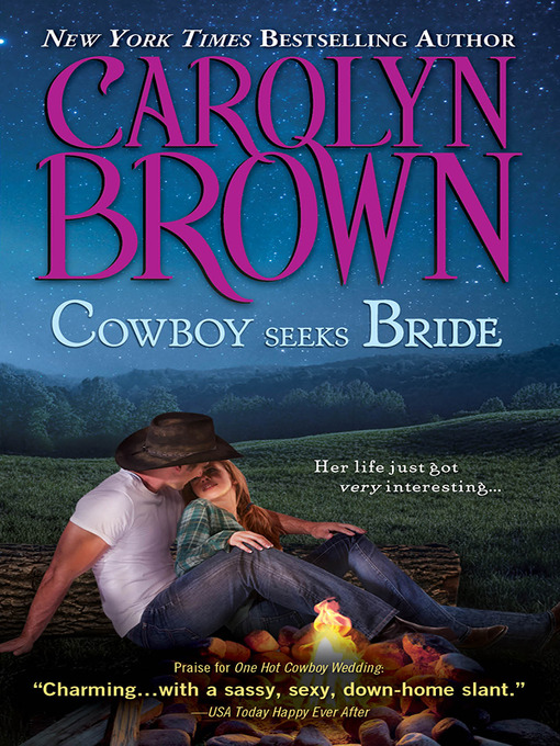 Title details for Cowboy Seeks Bride by Carolyn Brown - Wait list