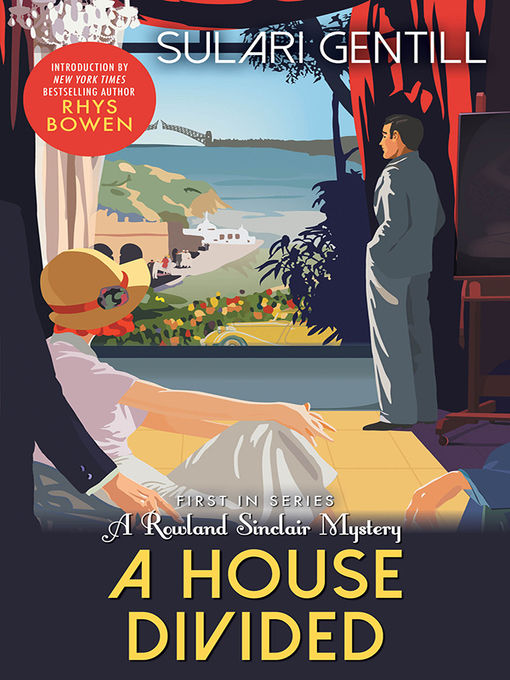 Title details for A House Divided by Sulari Gentill - Wait list