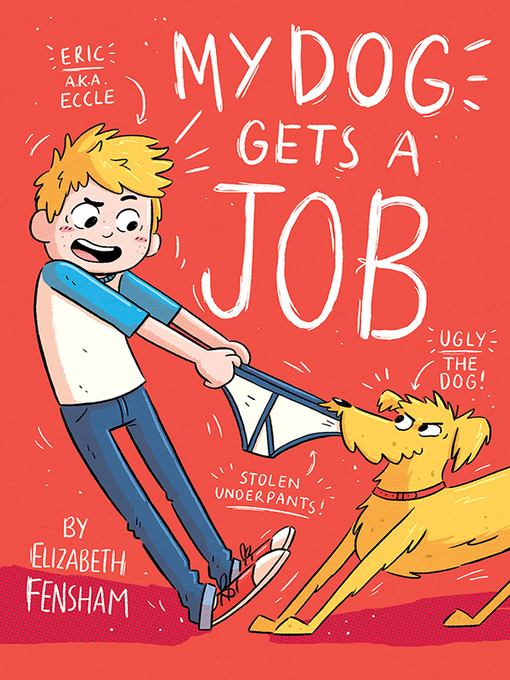 Title details for My Dog Gets a Job by Elizabeth Fensham - Available