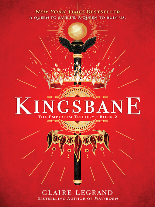 Title details for Kingsbane by Claire Legrand - Wait list