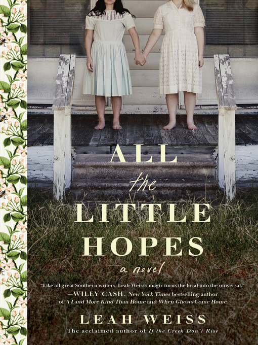 Title details for All the Little Hopes by Leah Weiss - Wait list