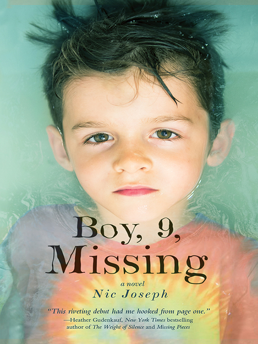 Cover of Boy, 9, Missing