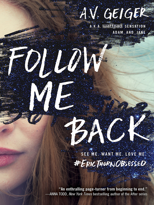 Cover of Follow Me Back