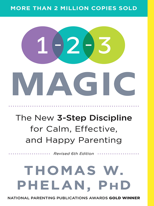 Title details for 1-2-3 Magic by Thomas W. Phelan - Wait list