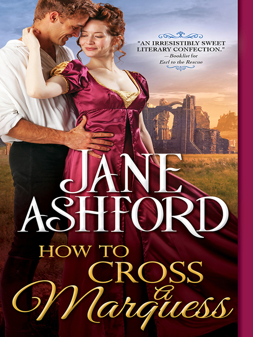 Title details for How to Cross a Marquess by Jane Ashford - Available
