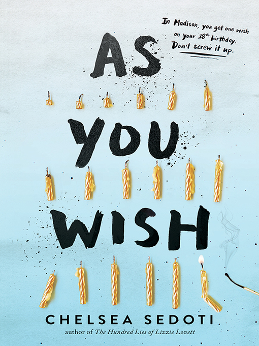 Cover of As You Wish
