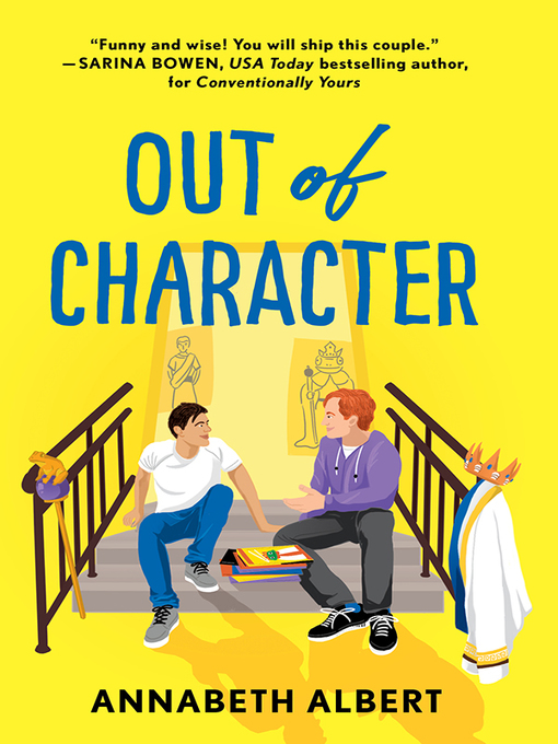 Title details for Out of Character by Annabeth Albert - Available